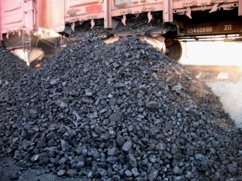 Доставка угля и дров.