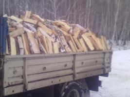Продажа дров и угля.