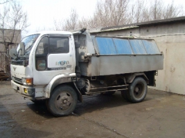 Сыпучие материалы. Доставка до 6 тонн по Хабаровску.