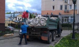 Вывоз мусора в Хабаровске